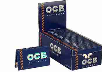 OCB Ultimate kurz  25 x 100 Bl