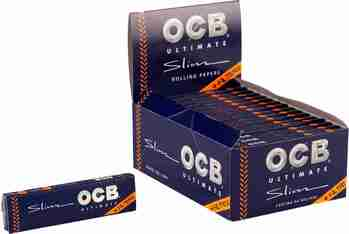 OCB Ultimate Slim + Tips 32x32