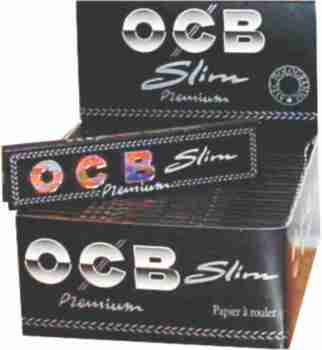 OCB Premium slim long 50x32