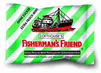Fisherman´s Friend Mint 25gr.