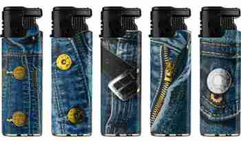 LUX Jetflame Jeans